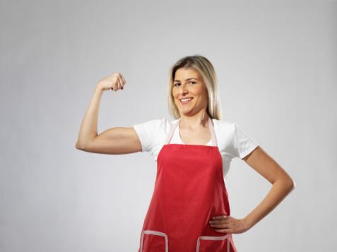 Powerful Housewife