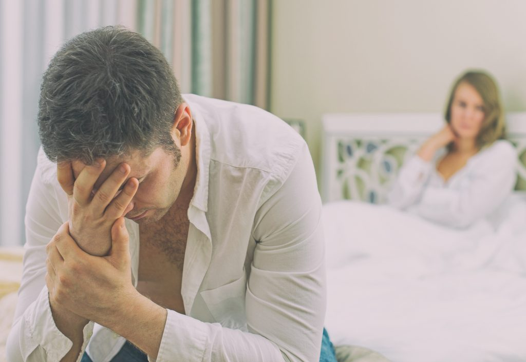 Urologic conditions lead to depression, sleep issues in men